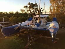 Seawind project catamaran, coastal cruiser, live aboard, fishing Mackay Mackay City Preview