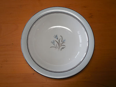 Noritake Fine China BLUEBELL 5558 Coupe Soup Bowl 7 1/2