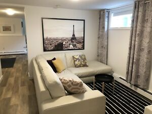 Furnished Apartment - Short/Long Term- Central Halifax