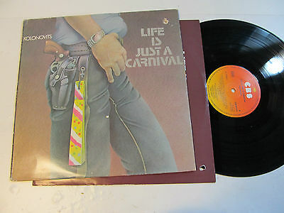 Christian Kolonovits Life is Just a Carnival 1976 German CBS Original LP prog !!](Life Is A Carnival)