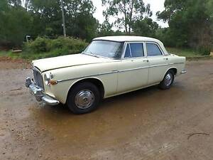 Rover P5 Sedans Albany Albany Area Preview