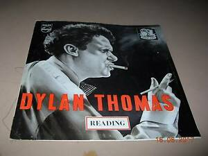 Dylan Thomas Reading And other  records Nuriootpa Barossa Area Preview