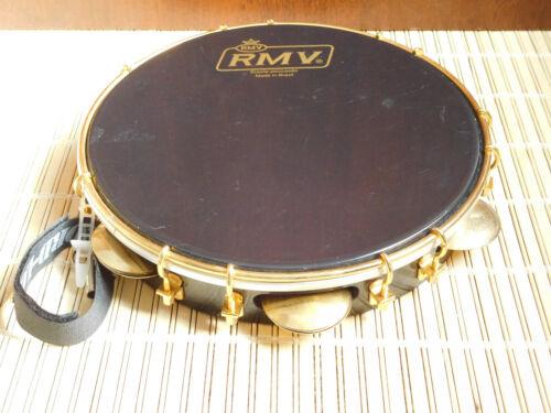 "RMV Pendeiro 10"" Brazilian Percussion w/ Serial Number"