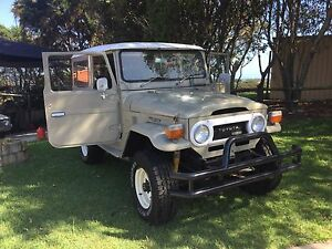 1979 Toyota LandCruiser Coupe Banora Point Tweed Heads Area Preview