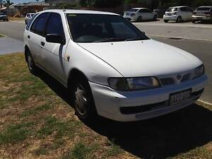 1996 Nissan Pulsar Hatchback Balcatta Stirling Area Preview