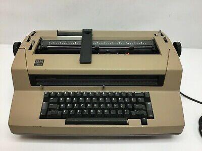 Ibm Correcting Selectric Iii Electric Typewriter