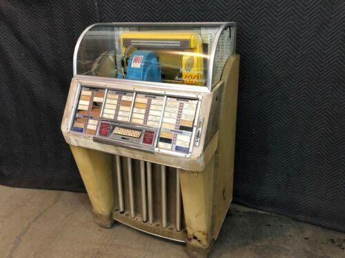 Vintage Original Seeburg C Jukebox Happy Days 45 RPM Record Player M100C Chicago