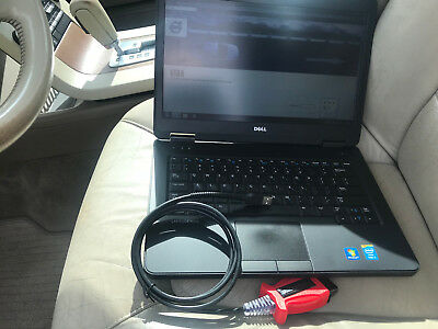 Used, Volvo Vida 2014D and 2015A  + J2534 Pro OBD/USB Reader for sale  Lexington