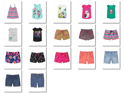 NEW Gymboree girls summer JUNGLE BRIGHTS tee shorts size 4 5 6 7 8 YOU PICK NWT