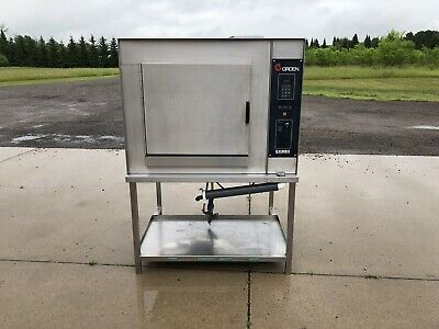 Groen Commercial Gas Steamer Convection Oven Cc20-g Single Phase