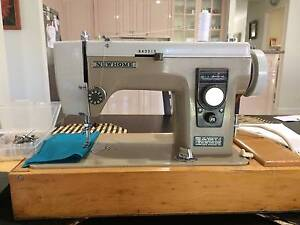 Heavy Duty Newhome Janome Model 535 Sewing Machine Springfield Ipswich City Preview