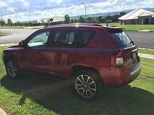 2014 Jeep Compass Wagon Muswellbrook Muswellbrook Area Preview