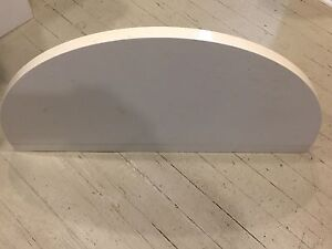 Wall mount drop leaf table