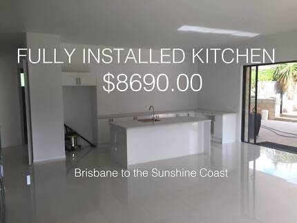 Brand New Kitchen Installed for $8690.00 Caboolture Caboolture Area Preview