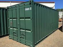 20 foot shipping container Toowoomba (Rivergum Green) $2,950 each Toowoomba 4350 Toowoomba City Preview