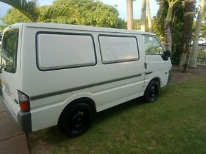 Delivery Van for Hire