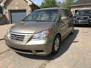 2008 Honda Odyssey EX 8 passenger Electric sliding door