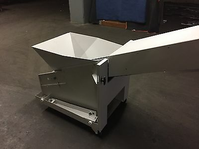 Ideal 5009-2 Industrial Paper Shredder Beltchute Attachment.