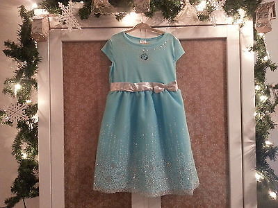 Beautiful Disney Frozen Elsa and Anna Going Out Costume Dress Adorable (Frozen Costume Elsa And Anna)