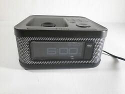 Memorex Mi4604PBLK Alarm Clock Radio Ipod Dock