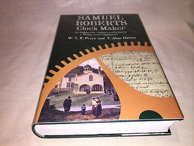 Samuel Roberts Clock Maker - Pryce And Davies H/B EX