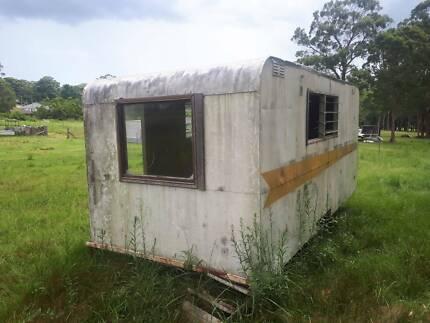 Run down caravan Dural Hornsby Area Preview