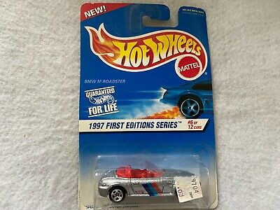BMW M Roadster 1997 First Editions Series Hot Wheels