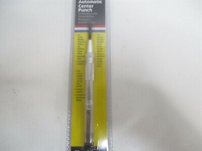 General 516 Automatic Center Punch 5-12 Oal Steel New