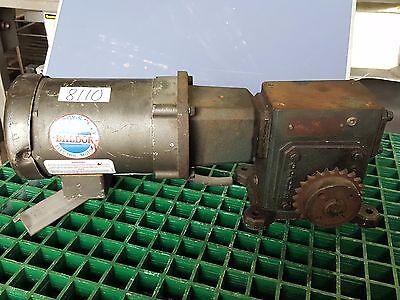 Baldor Motor Wgrove Gearbox 8110