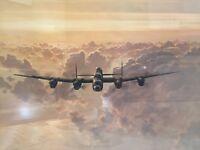 Outbound Lancaster print