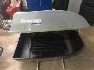 Explorer roof top carrier