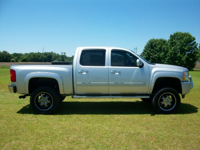 Specifications 2011 Chevrolet Silverado 1500 Crew Cab 4wd
