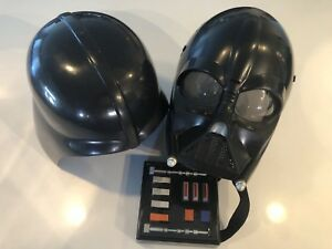 Star Wars DARTH VADER VOICE CHANGER HELMET 2004 WORKING!