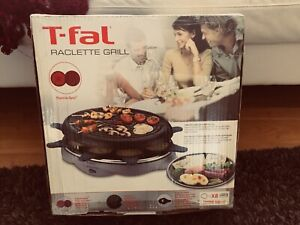 T-Fall Raclette Grill - 8 person