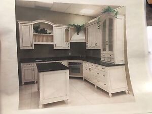 Custom Made Kitchen by Barzotti Woodworking