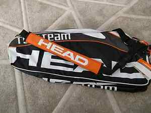 Head Tour Team Combi squash/tennis bag Madeley Wanneroo Area Preview