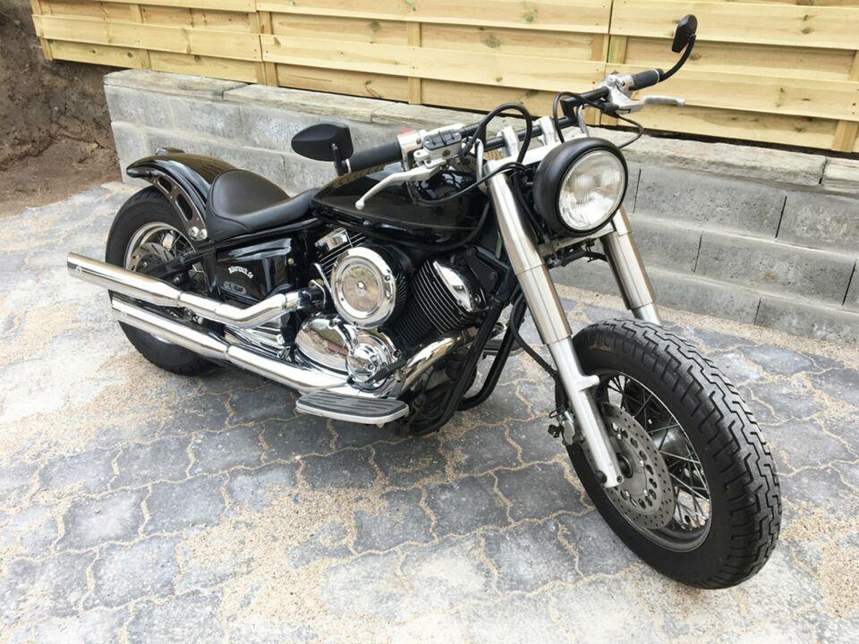 Yamaha XVS 1100 Classic - Custom-Umbau + 11.000 km + TOP + 1.Hand in Süsel