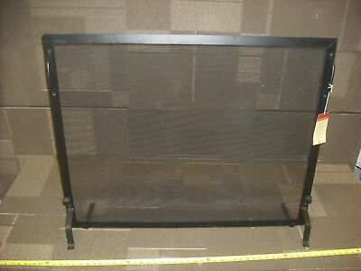 Dagan Flat panel screen black wrought iron model S129.  31″ tall x 39″ wide. Widescreen Flat Panel