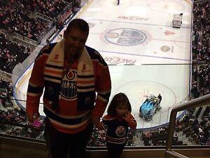 Oilers leafs Nov 29 sky Lounge all inclusive seats  Edmonton Edmonton Area image 1