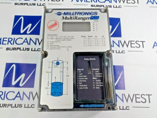 MILLTRONICS MULTIRANGER PLUS CONTROL BOARD PN 24751489-02