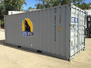 20FT Shipping Containers - NEW Rockhampton Rockhampton City Preview