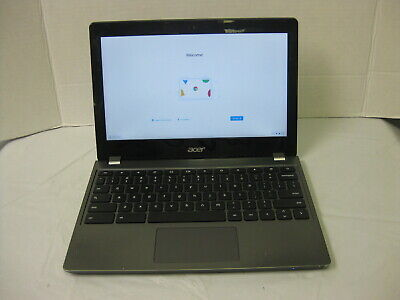 Acer ChromeBook 11 C740-C4PE 3205U @ 1.5GHz 16GB 4GB Chrome ZHN
