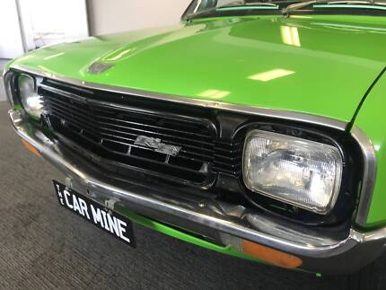 1975 Mazda 1300 Coupe - 12A Rotary Swapped - R100/