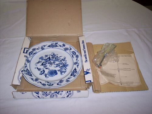 Vintage Blue Danube Tidbit Serving Tray Replacement Pieces