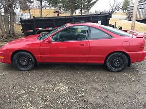 Great commuter car! Fully loaded 5 Speed Acura Integra