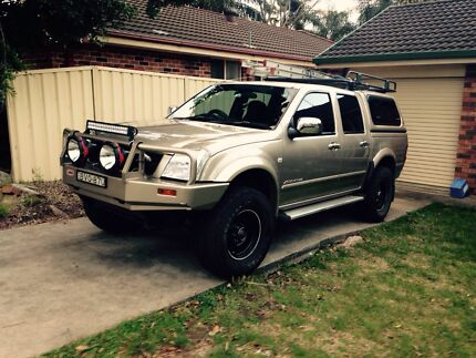 2005 Holden rodeo Cranebrook Penrith Area Preview