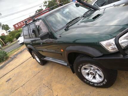 2003 Nissan Patrol Diesel Turbo Bankstown Bankstown Area Preview