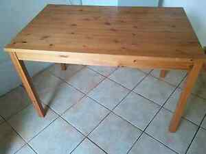 Wooden table East Melbourne Melbourne City Preview