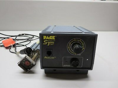 Pace Pps 15a Sensatemp Solder Station With Modified Tweezer