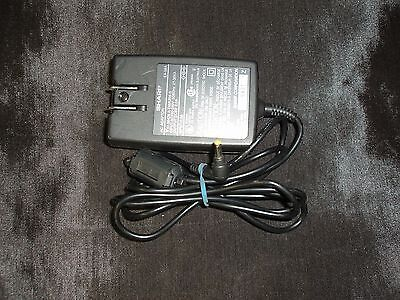 Sharp Mobilon 4000 4100 4500 4600 PDA AC POWER ADAPTER EA-58A 5V 2.0A 91-56426  Pda Ac Adapter